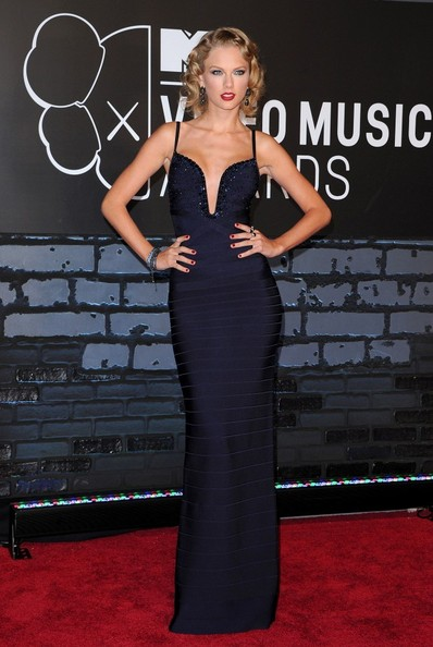 Herve Leger at the 2013 MTV Video Music Awards