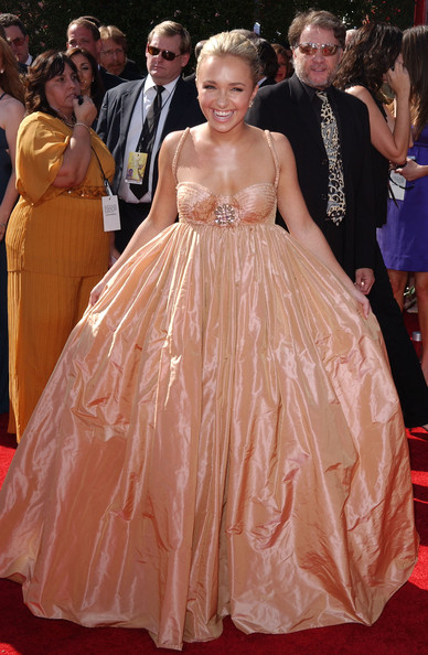 Hayden Panettiere 2007 Emmy Awards