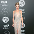 Amber Heard in Georges Hobeika Couture at the Art of Elysium Heaven Gala