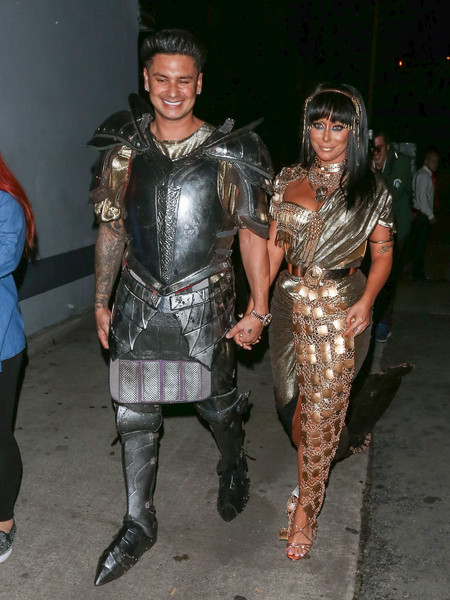 Pauly D and Aubrey O'Day