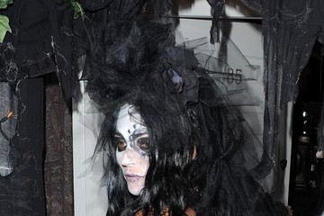 Which Model Had the Best Halloween Costume? You Won't Believe Your Eyes