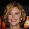 Meg Ryan's Layered Bob
