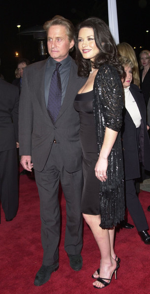 Michael Douglas & Catherine Zeta-Jones - 2000
