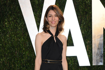 Sofia Coppola Goes Minimalist-Chic at Oscars 2012 Party