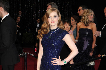 Readers Choice: Amy Adams Oscars Dress Ranks #8 on Best Dressed List