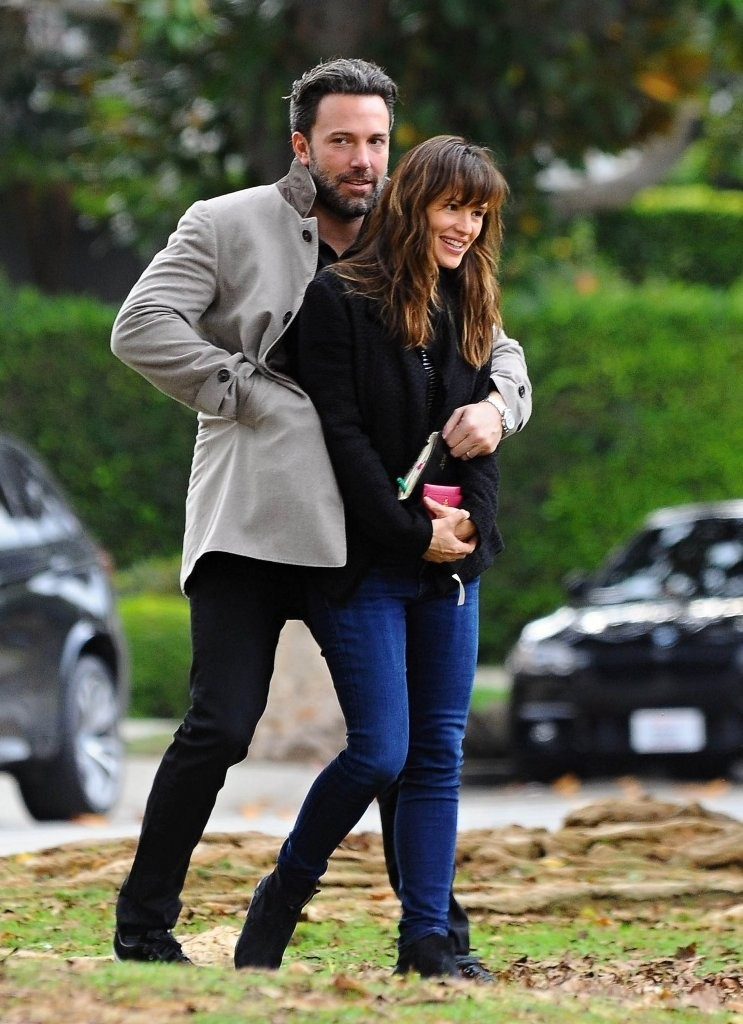 Jennifer Garner And Ben Affleck - On-Screen Couples Who ...