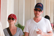 Actress Reese Witherspoon and Jim Roth have confirmed that they're engaged today. The couple began dating in January. File photos show the happy couple throughout the year.