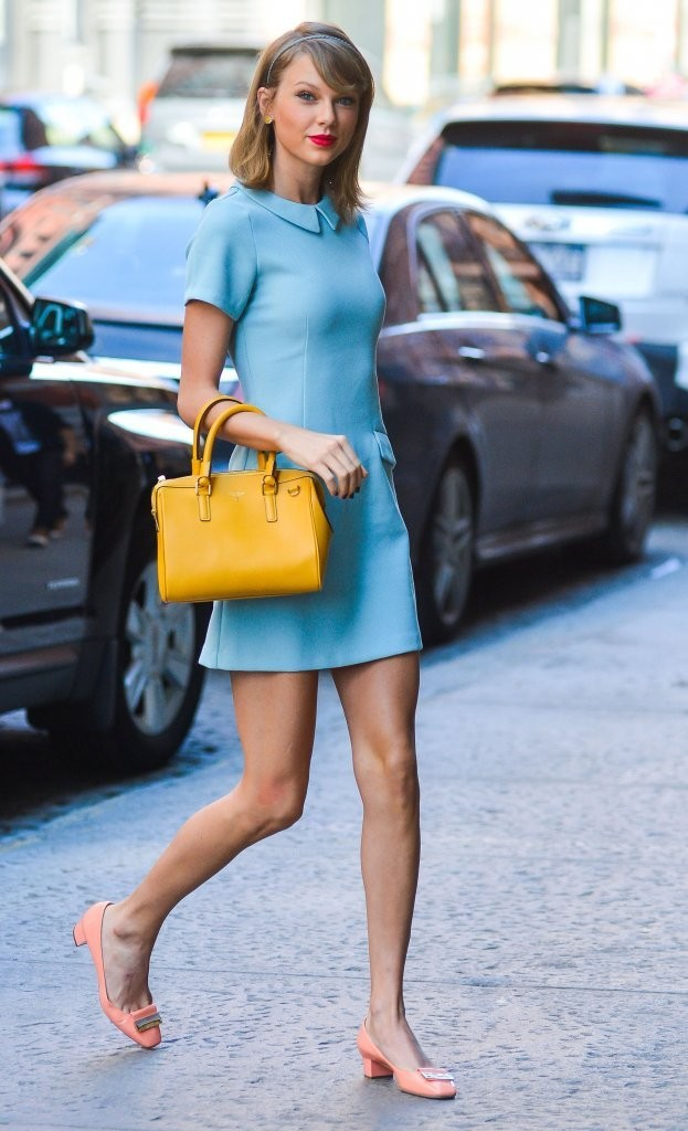Taylor Swift S Style Evolution Livingly