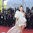 Kendall Jenner in Giambattista Valli Couture at the Cannes Film Festival