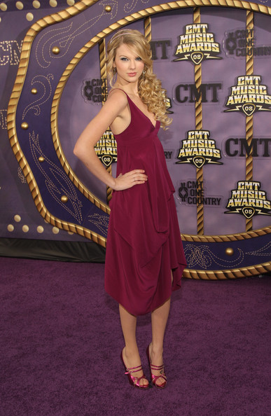 Balenciaga at the 2008 CMT Music Awards