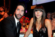 Actor David Schwimmer and Zoe Buckman attend The 2010 Princess Grace Awards Gala at Cipriani 42nd Street on November 10, 2010 in New York City.