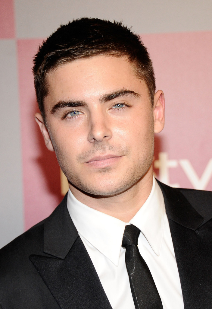 Zac Efron Hair Style Pictures - Zac Efron Hair - Livingly Zac Efron