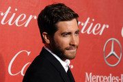 Actor Jake Gyllenhaal arrives at the 2011 Palm Springs International Film Festival Awards Gala at the Palm Springs Convention Centre on January 8, 2011 in Palm Springs, California.