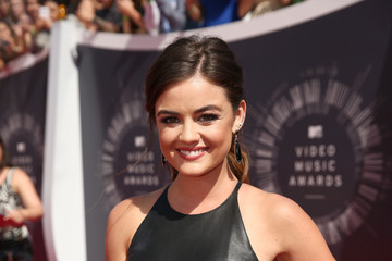 Lucy Hale's Dress at the VMAs