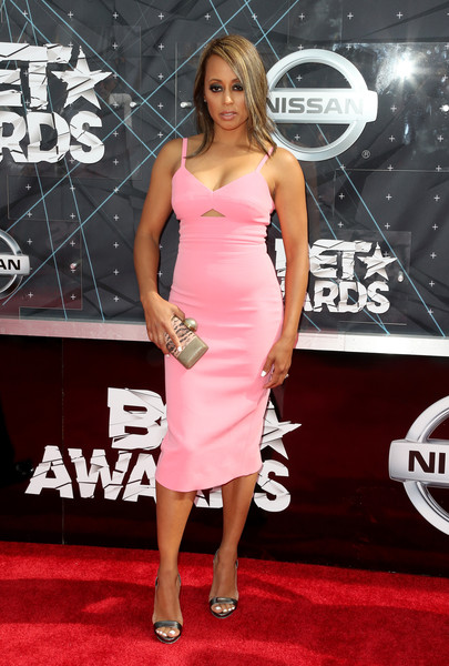 Essence Atkins All The Looks From 2015 BET Awards Livingly