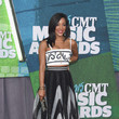 Mickey Guyton At The 2015 CMT Awards