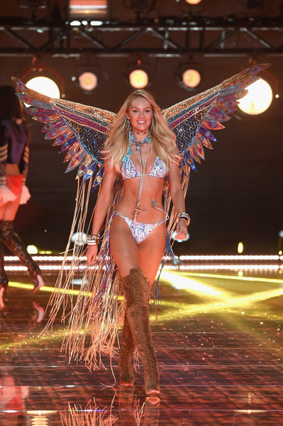 Victoria's Secret Fashion Show, November 2015