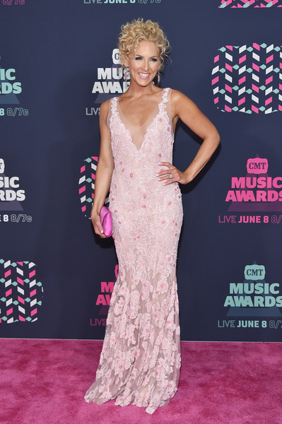 Kimberly Schlapman At The 2016 CMT Awards