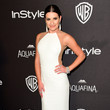 Lea Michele at InStyle and Warner Bros. Golden Globes Party