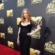 Jessica Chastain at the MTV Movie Awards