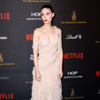 Rooney Mara at Netflix's Golden Globes After Party