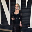Molly Sims in Classic Black