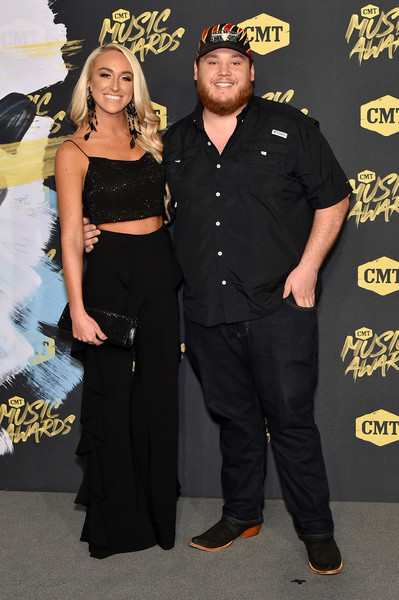 Luke Combs And Nicole Hocking