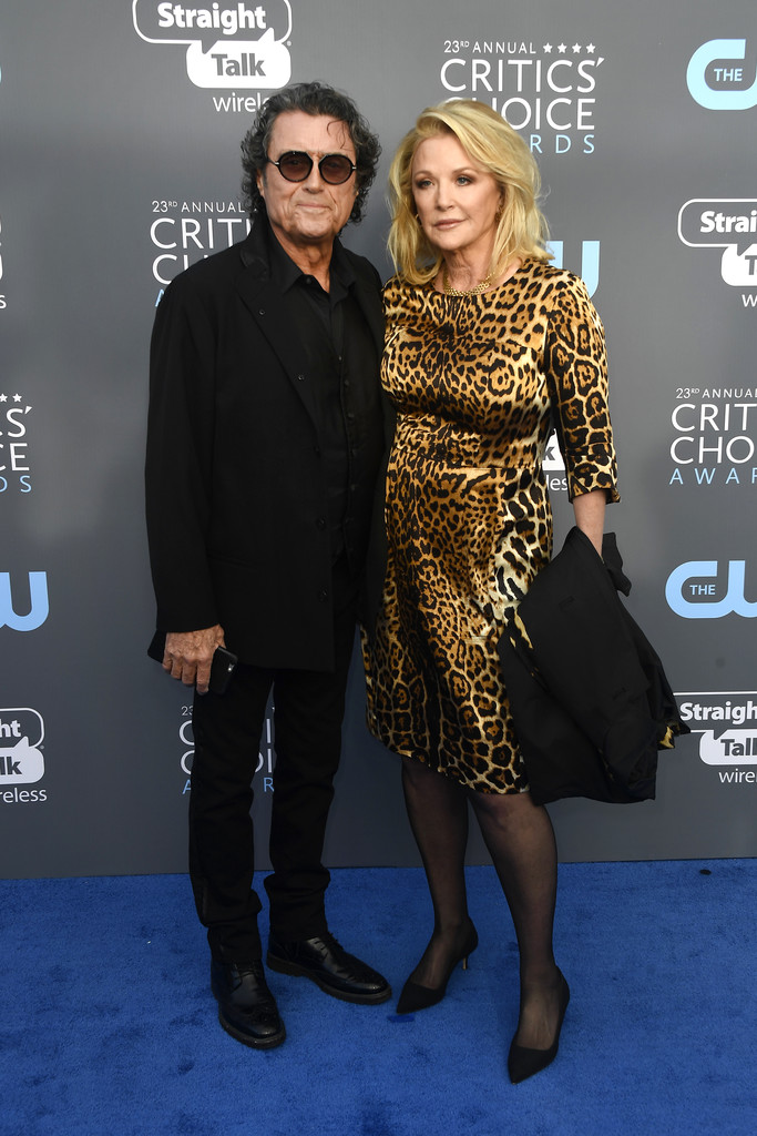 Ian Mcshane And Gwen Humble The Cutest Couples At The
