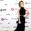 Maggie Grace at the Vanity Fair Oscar Party