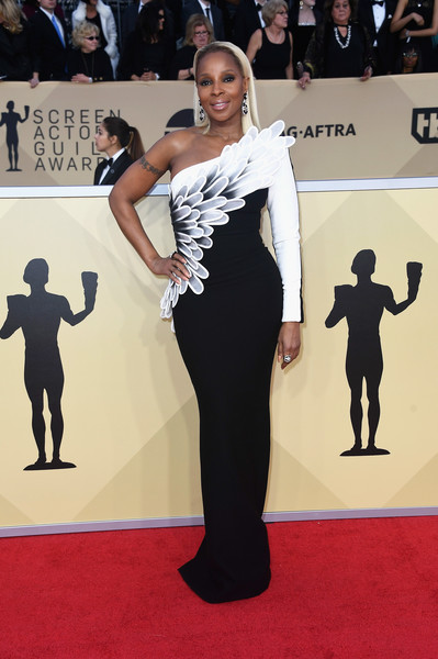 Mary J. Blige in Jean-Louis Sabaji