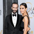 Joseph Fiennes And Maria Dolores Dieguez