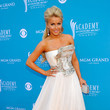 Julianne Hough In Basil Soda Couture, 2010