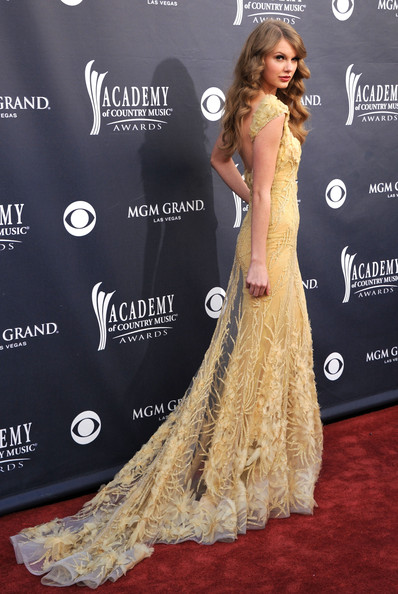 Elie Saab at the 2011 ACMAs
