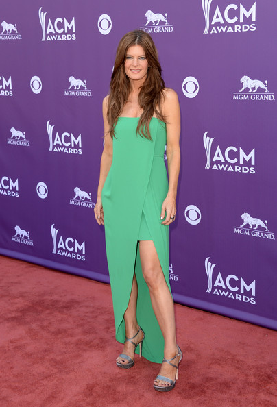 Michelle Stafford in Kelly Green, 2013