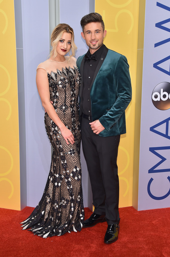 michael ray and carli manchaca the cutest couples at the