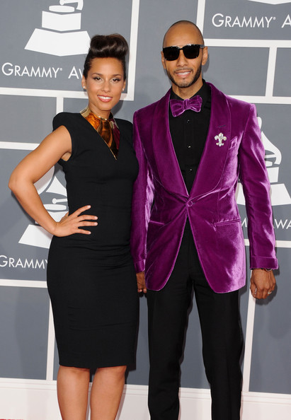 Alicia Keys & Swizz Beatz, 2012