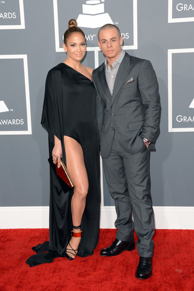Jennifer Lopez & Casper Smart, 2013