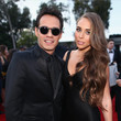 Marc Anthony & Chloe Green, 2014