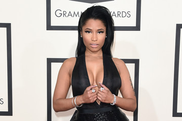 Nicki Minaj Pictures from the 2015 Grammy Awards