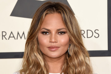 Chrissy Teigen's White Dress from the 2015 Grammy Awards (Emilio Pucci)
