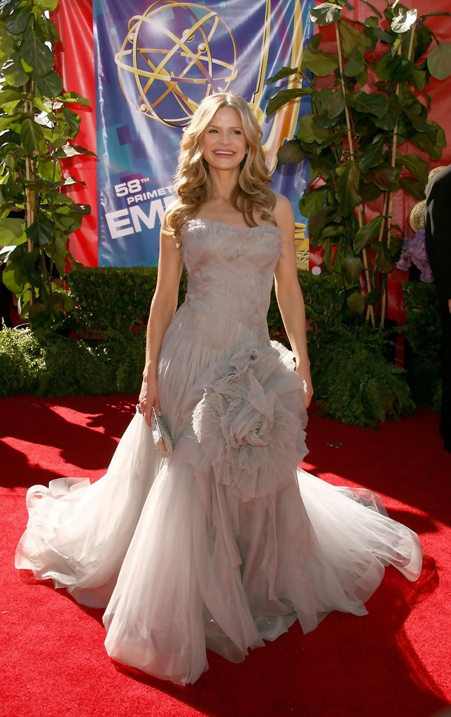 Kyra Sedgwick 2006 The Most Daring Emmy Dresses Of All