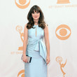 Zooey Deschanel 2013 Emmy Awards