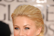 Singer/dancer Julianne Hough arrives at the 68th Annual Golden Globe Awards held at The Beverly Hilton hotel on January 16, 2011 in Beverly Hills, California.