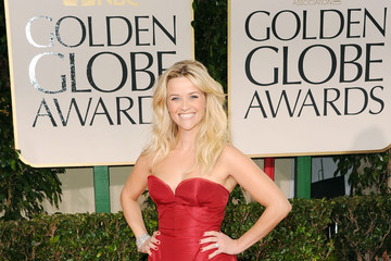 Reese Witherspoon Golden Globes Pictures