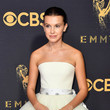 Millie Bobby Brown At The 2017 Emmy Awards