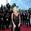 Charlize Theron at the Cannes Film Festival