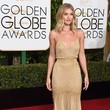Rosie Huntington-Whiteley at the Golden Globes