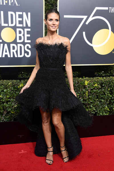 Heidi Klum in Ashi Studio Couture