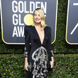 Margot Robbie In Gucci At The Golden Globes