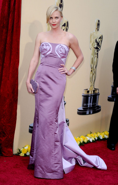 Charlize Theron at the 2010 Oscars